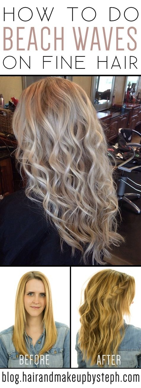 Cool 25 Fantastic Hairstyles For Fine Hair Pretty Designs Short Hairstyles Gunalazisus