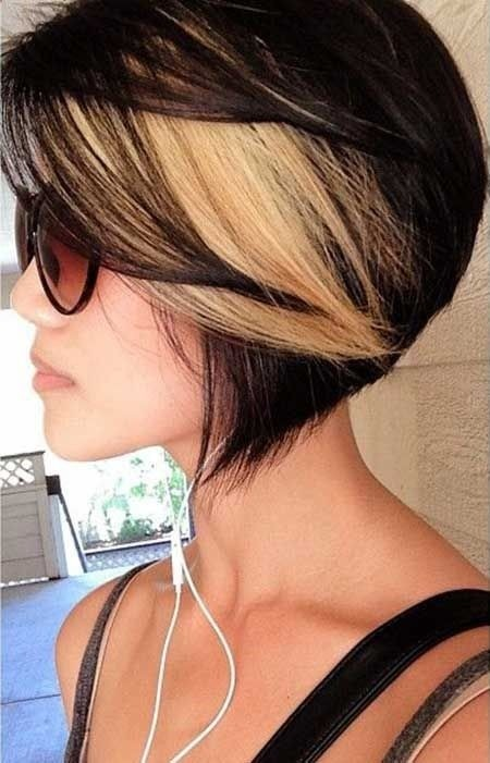 16 Cool And Edgy Black Blonde Hairstyles Pretty Designs