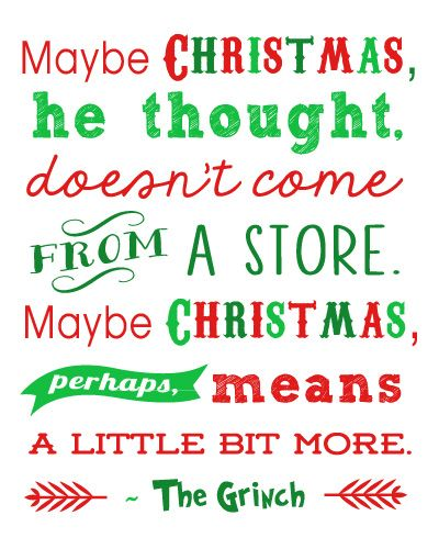 Christmas Quotes 3