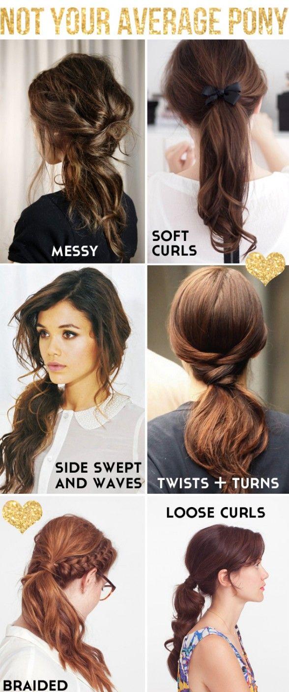 12 Pretty and Cute Hairstyles for School Girls - Pretty Designs