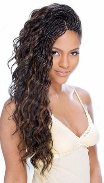 Admirable 14 Flattering Hairstyles For African American Women Pretty Designs Hairstyles For Women Draintrainus