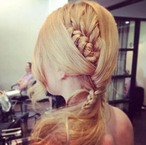 Diy Hairstyles For Long Hair: 16 Fabulous Braided Hairstyles For Girls