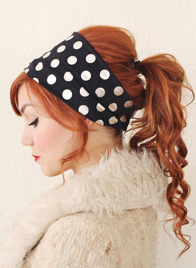 DIY Hair Accessories - Fancy Headbands