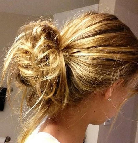 Easy Updo for Everyday Hairstyles