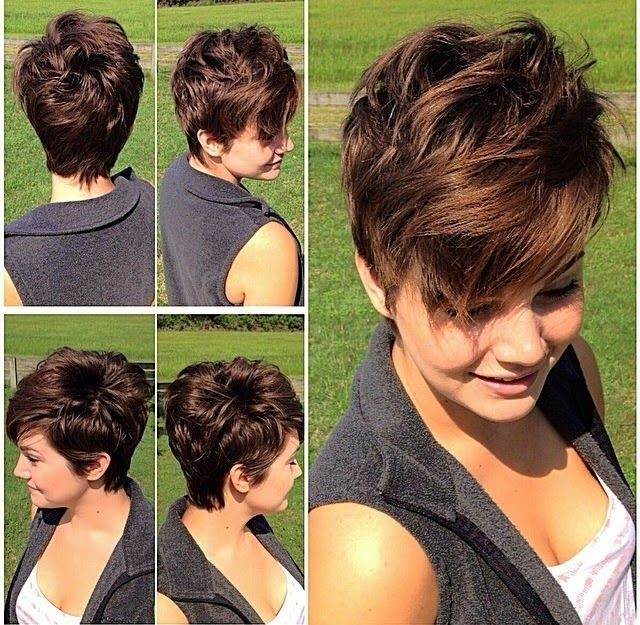 22 great layered hairstyles for women pretty designs layered pixie haircut solutioingenieria Choice Image