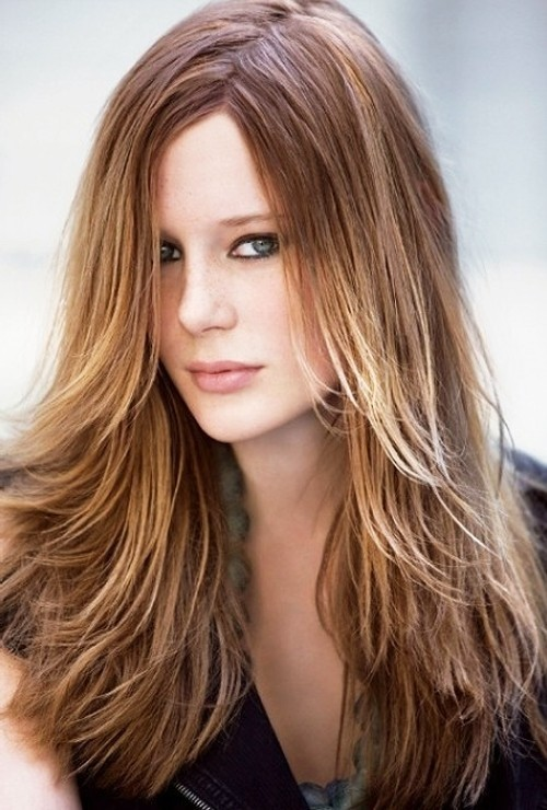 22 Great Layered Hairstyles for Women - Pretty Designs