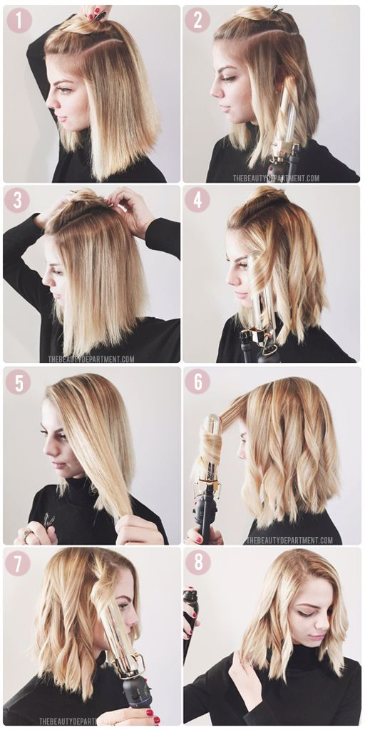 Long Bob Wavy Hairstyles Hairstyle Ideas For Prom Galleries