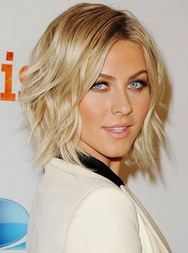 Phenomenal Medium Bob Haircuts With Layers Best Hairstyles 2017 Short Hairstyles Gunalazisus