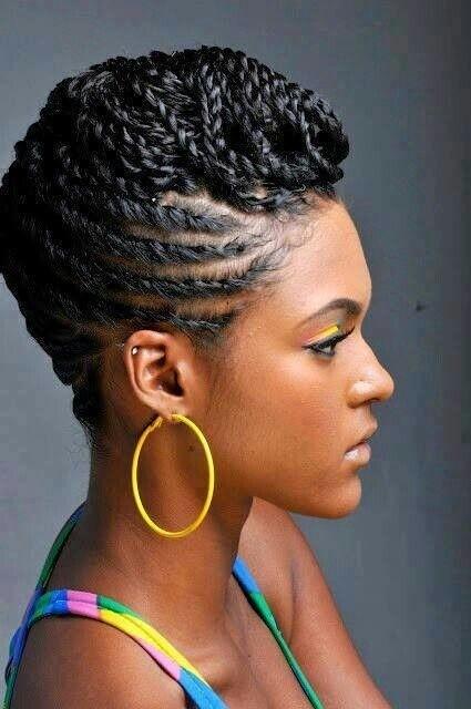 Incredible 14 Flattering Hairstyles For African American Women Pretty Designs Hairstyles For Women Draintrainus