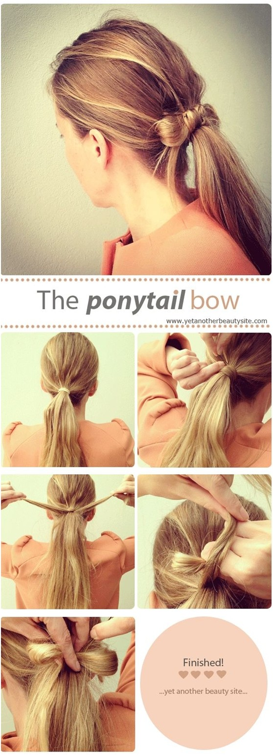 16 Simple And Chic Ponytail Hairstyles Pretty Designs