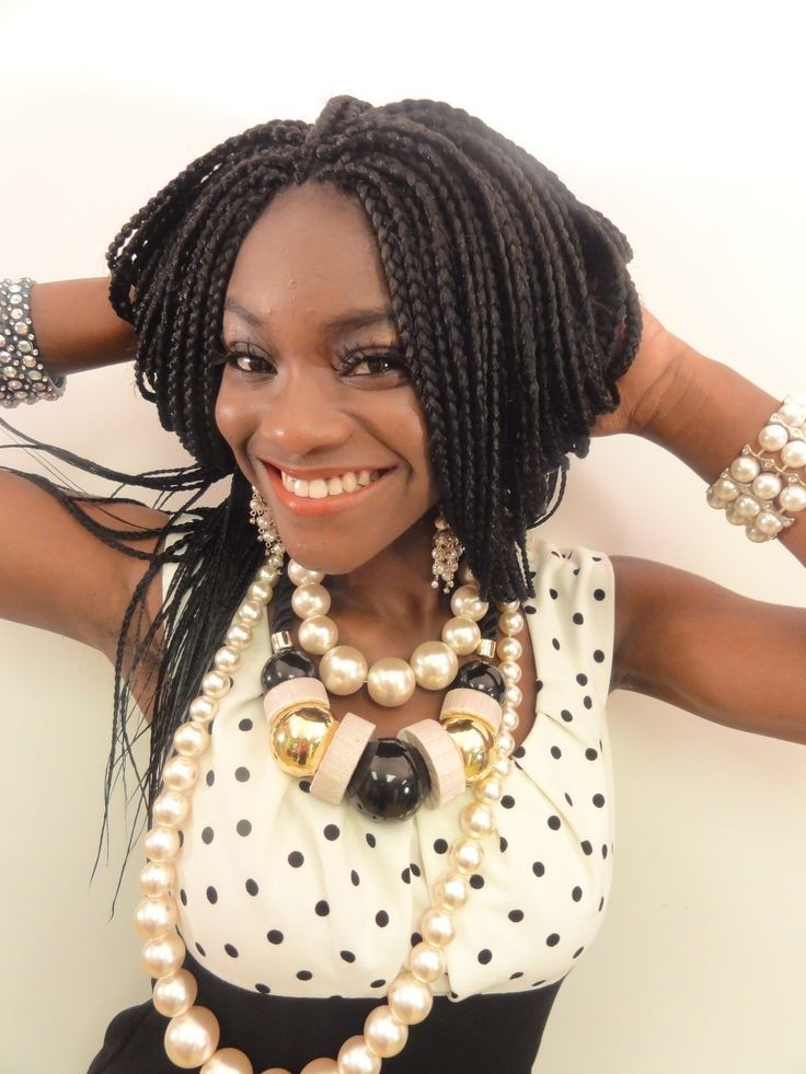 american hair styling tiny box braids newhairstylesformen2014 8536