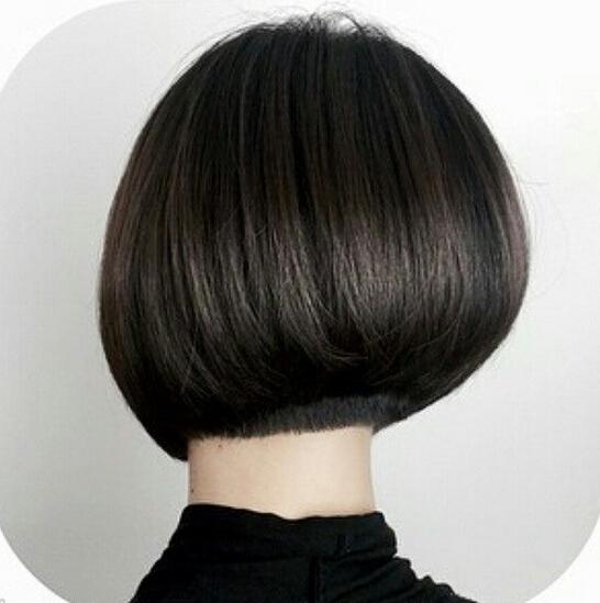 Sensational Haircut Short Bob Back View Best Hairstyles 2017 Hairstyles For Women Draintrainus
