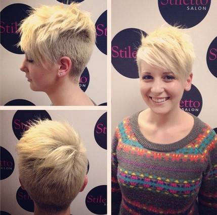 Short Blond Hair for Everyday Hairstyles