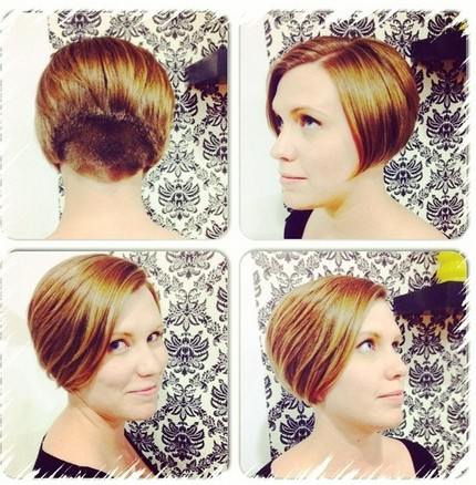 Short Blond Haircut for Thin Hair