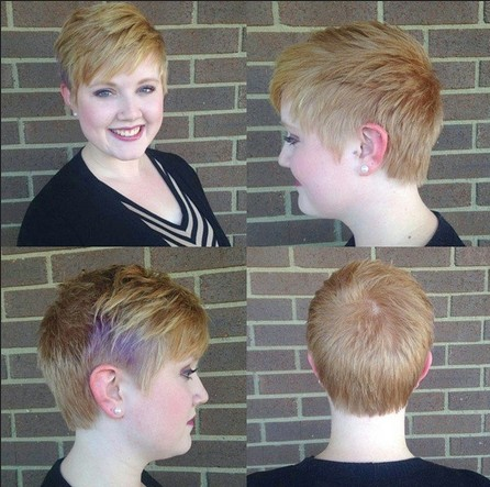 Short Hair Idea for Women Hairstyles
