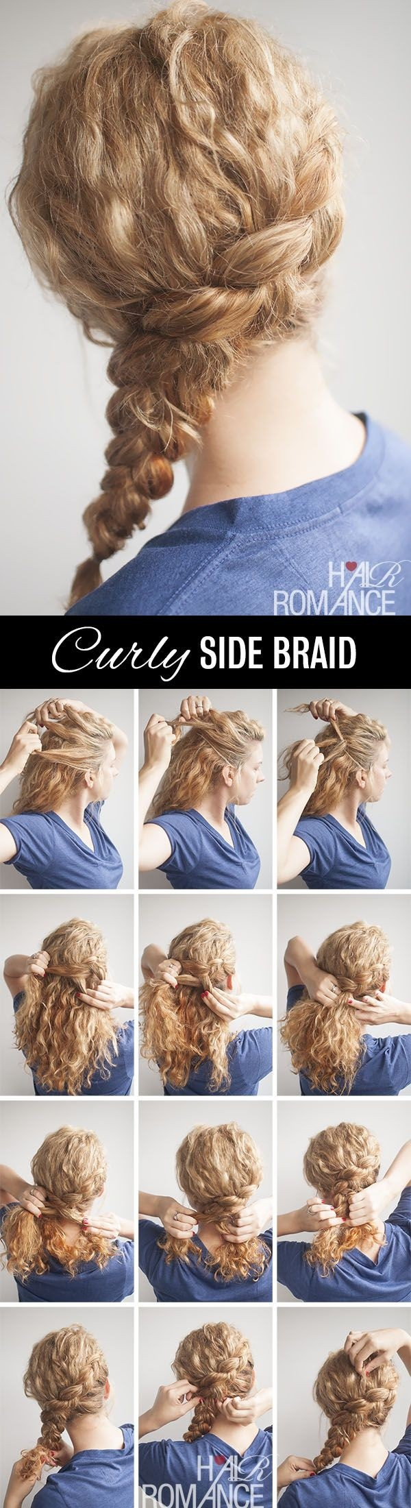 9 Best Indian Hairstyles for Curly Hair | Styles At Life