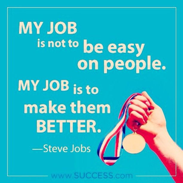 Right Person For The Job Quotes: 25 Steve Jobs Quotes