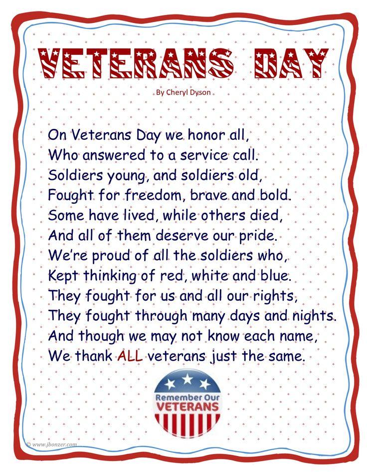 Veteran's Day Quotes 20
