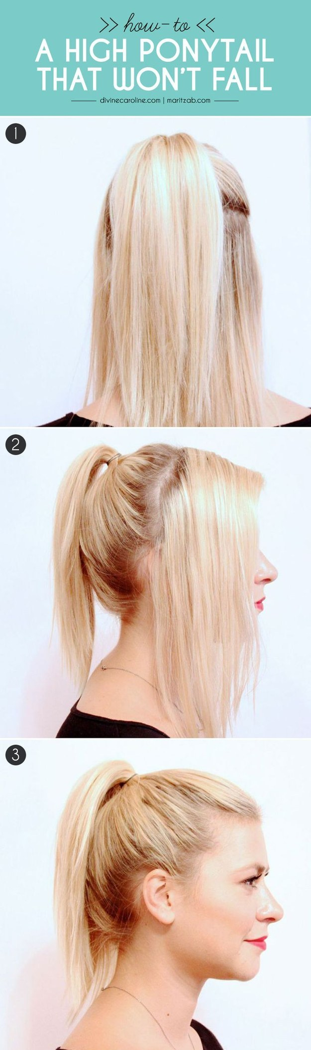 24 Perfect Summer Ponytails For Women Pretty Designs