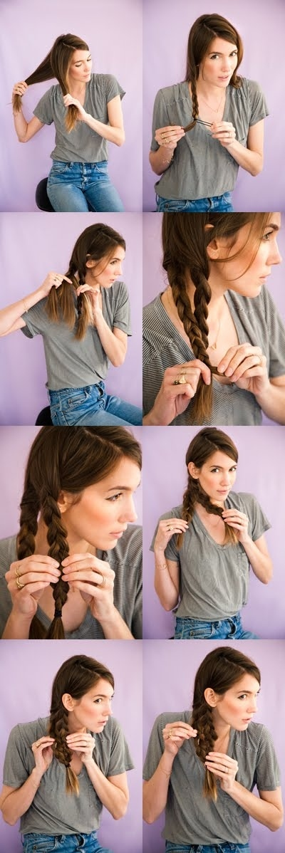 28 Easy 5 Minute Hair You May Want To Try Pretty Designs