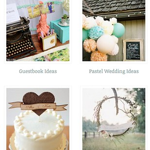 A Handcrafted Wedding