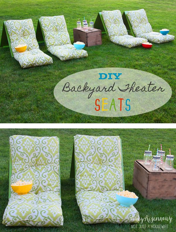 Backyard Seats