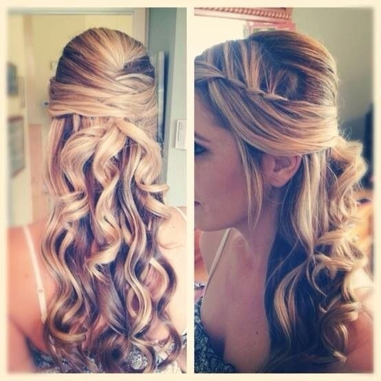 Pleasant 16 Great Prom Hairstyles For Girls Pretty Designs Short Hairstyles For Black Women Fulllsitofus