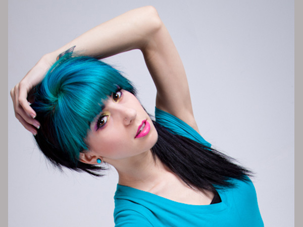 Excellent 26 Amazing Two Tone Hairstyles For Women Pretty Designs Short Hairstyles Gunalazisus