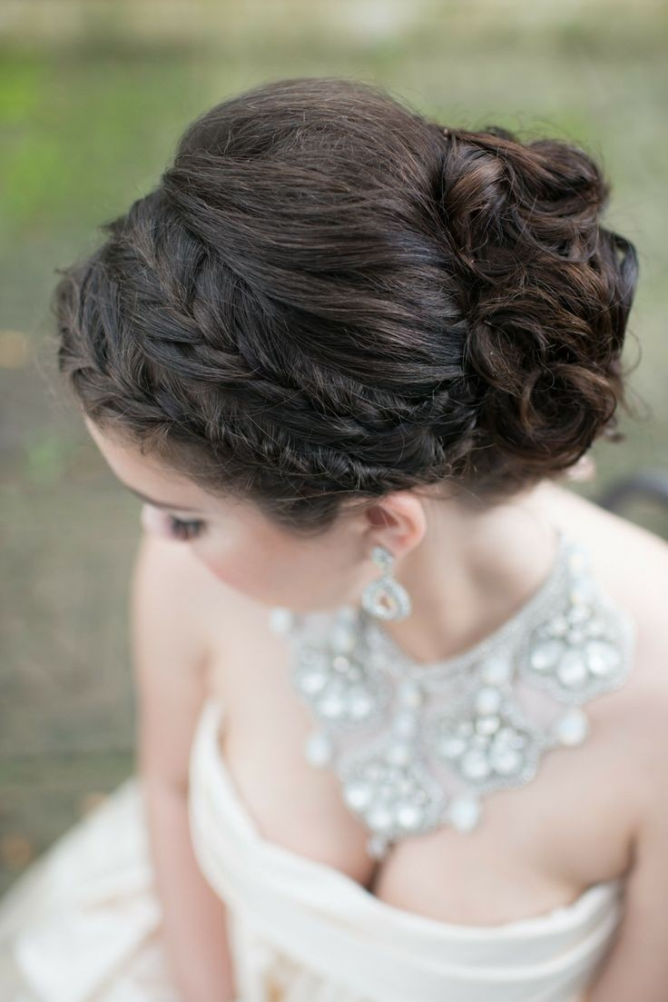 22 Great Braided Updo Hairstyles for Girls | Pretty Designs