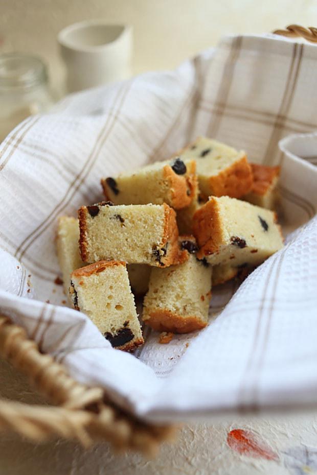 Brandy Butter Cake