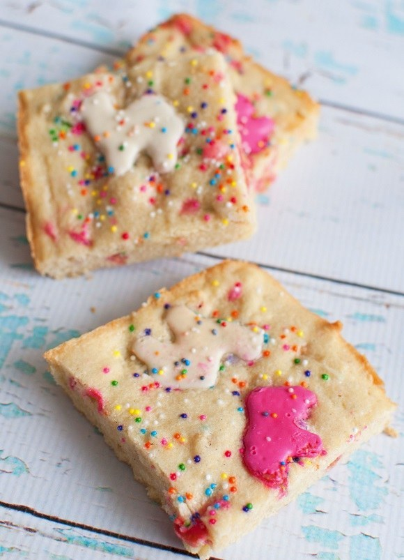 15 Recipes To Make Sweet Treats With Animal Cookies
