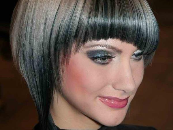 Strange 26 Amazing Two Tone Hairstyles For Women Pretty Designs Short Hairstyles For Black Women Fulllsitofus