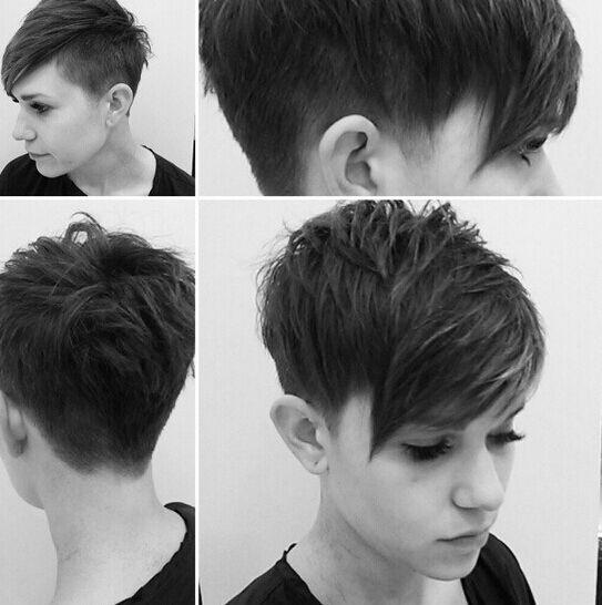 Cute Short Pixie Haircut