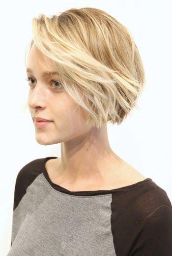 Easy Bob Haircut for Girls