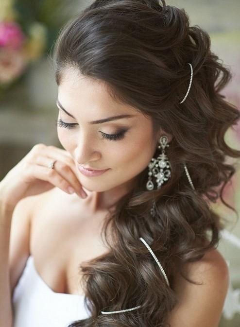 36 Breath,Taking Wedding Hairstyles for Women , Pretty Designs
