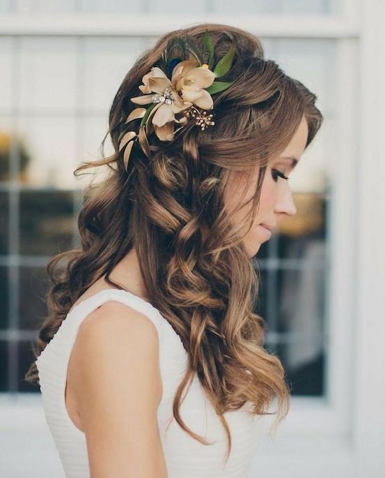Pretty Wedding Hairstyles: 36 Breath-Taking Wedding Hairstyles For Women