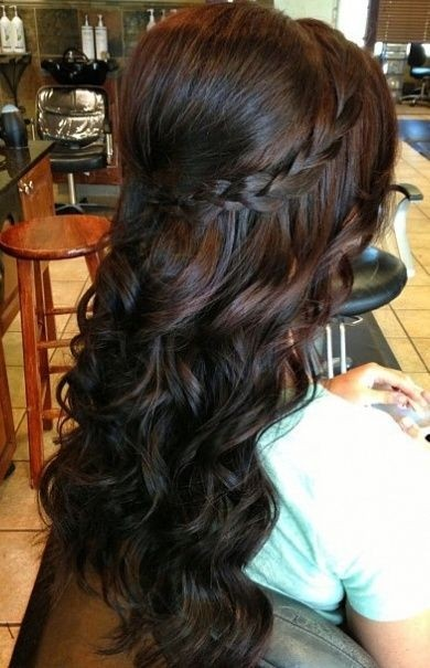 Hairstyles Up And Down : 16 Great Prom Hairstyles for Girls - Pretty Designs