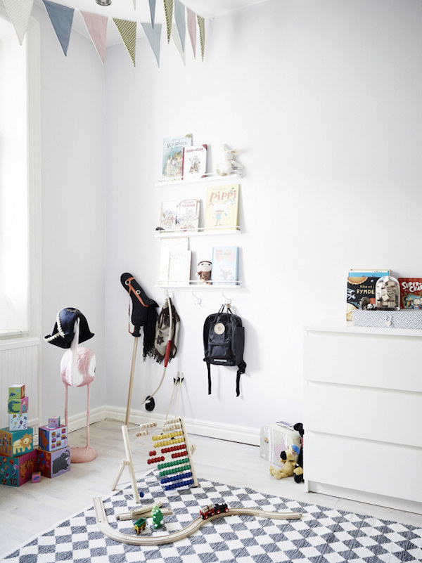 Kids Stuff Organizer