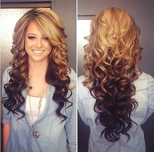 22 trendy ombre hairstyles for girls  pretty designs