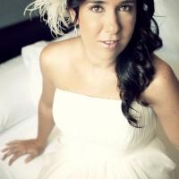 Loose Swirls for Wedding Hairstyles