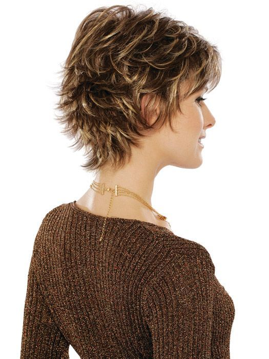 20 great short hairstyles for women over 50 pretty designs messy layered short hairstyle winobraniefo Image collections