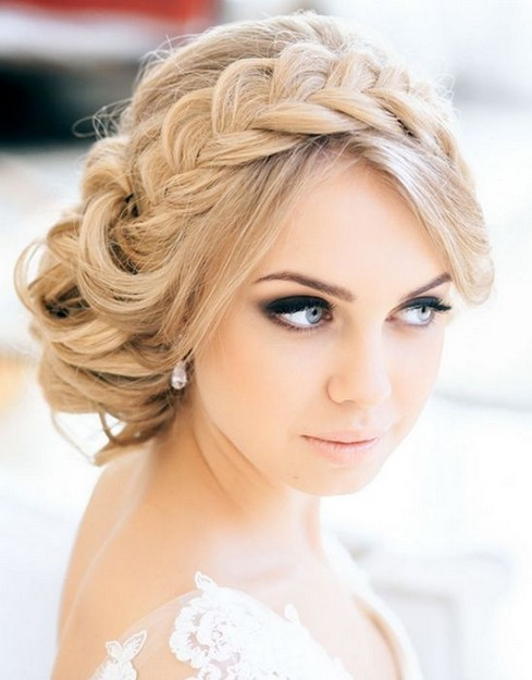 Terrific 36 Breath Taking Wedding Hairstyles For Women Pretty Designs Hairstyles For Women Draintrainus