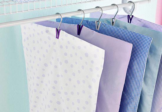 Pillow Case Garment Bags