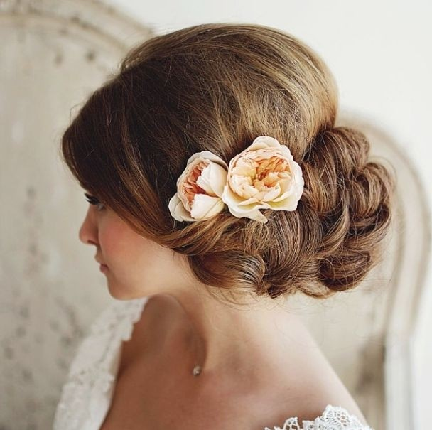 Best Side Curls Wedding Hairstyles Images - Styles & Ideas 2018 ...