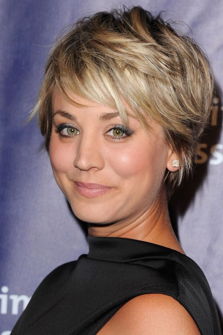 16 Great Short Shaggy Haircuts for Women - Pretty Designs