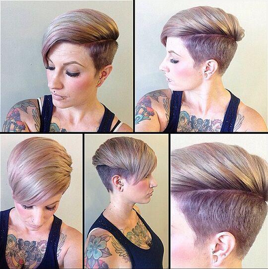 Surprising 35 Very Short Hairstyles For Women Pretty Designs Short Hairstyles Gunalazisus