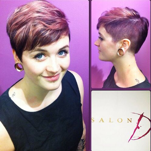 Wondrous 35 Very Short Hairstyles For Women Pretty Designs Short Hairstyles For Black Women Fulllsitofus