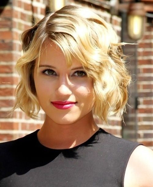 Styling Curly Bob Short Bob Hairstyle For Curly