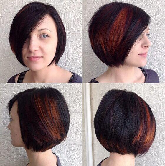 Incredible 22 Popular Bob Haircuts For Short Hair Pretty Designs Hairstyles For Women Draintrainus