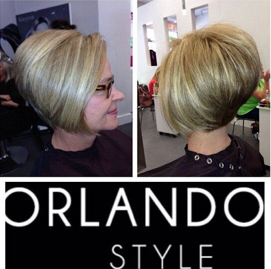 Short Haircut Idea for Women Over 40 – 50